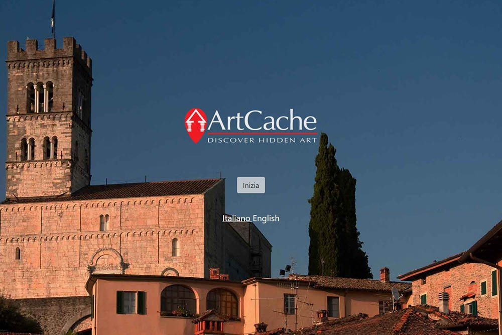 Home page of ArtCache